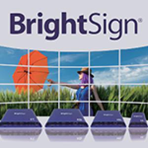 サイネージシステム BrightSign